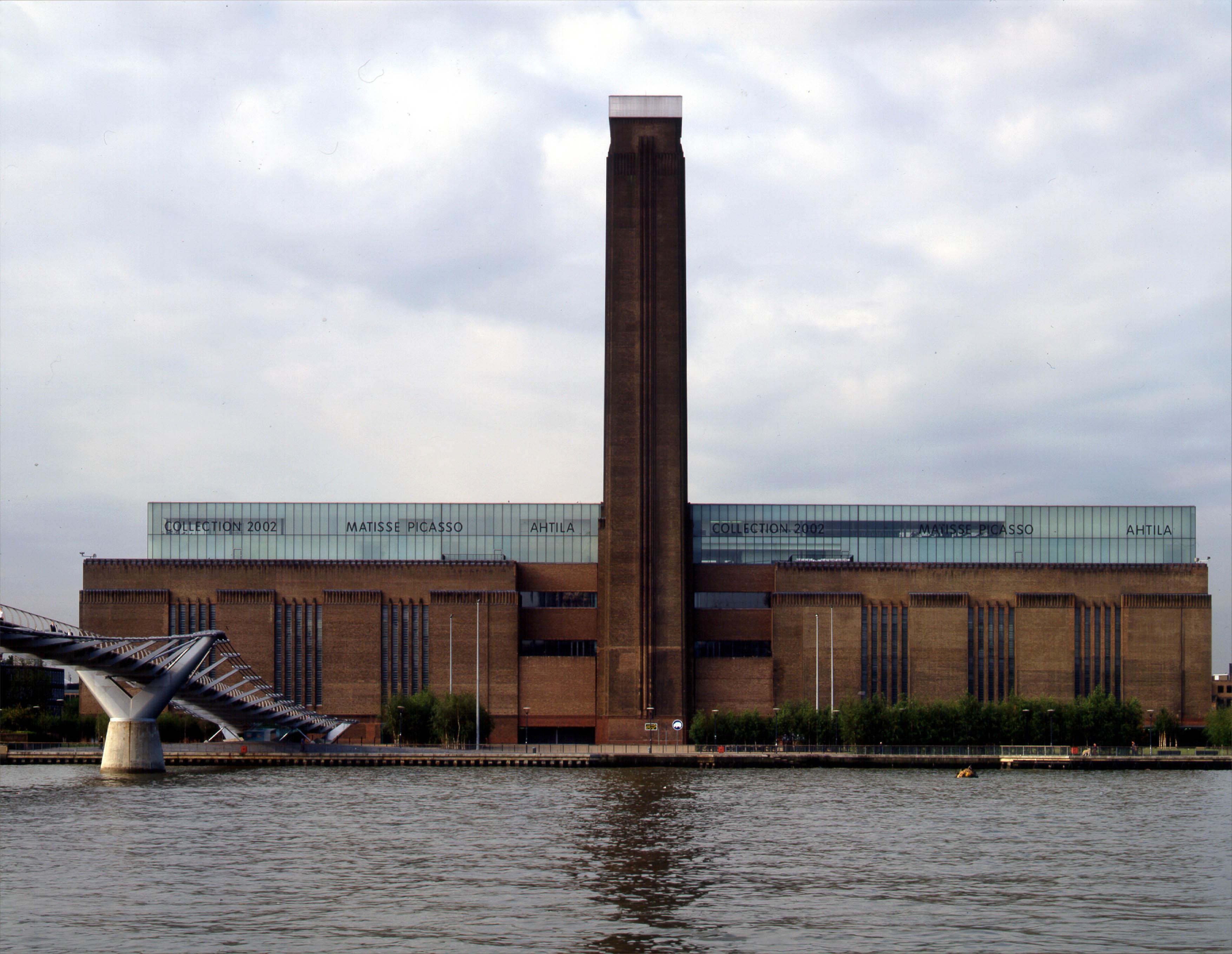 Tate Modern Has Overtaken The British Museum As The UKs