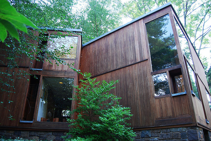 Fisher House Architectuul