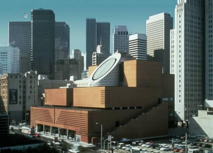 San Francisco Museum Of Modern Art Architectuul