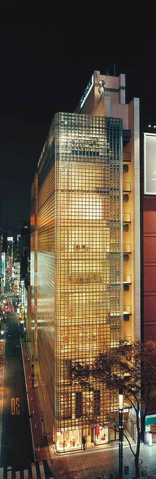 Retail Facade Lighting