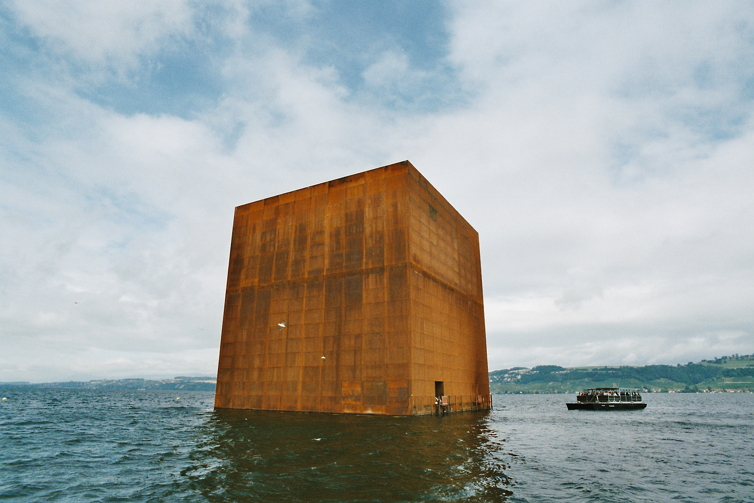 monolith architectuul architectuul