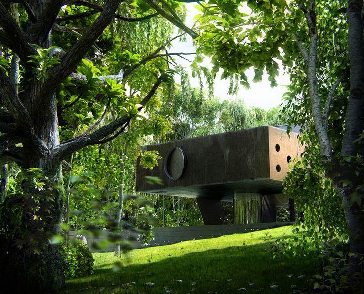 Maison bordeaux architectuul - Maison de l architecture bordeaux ...