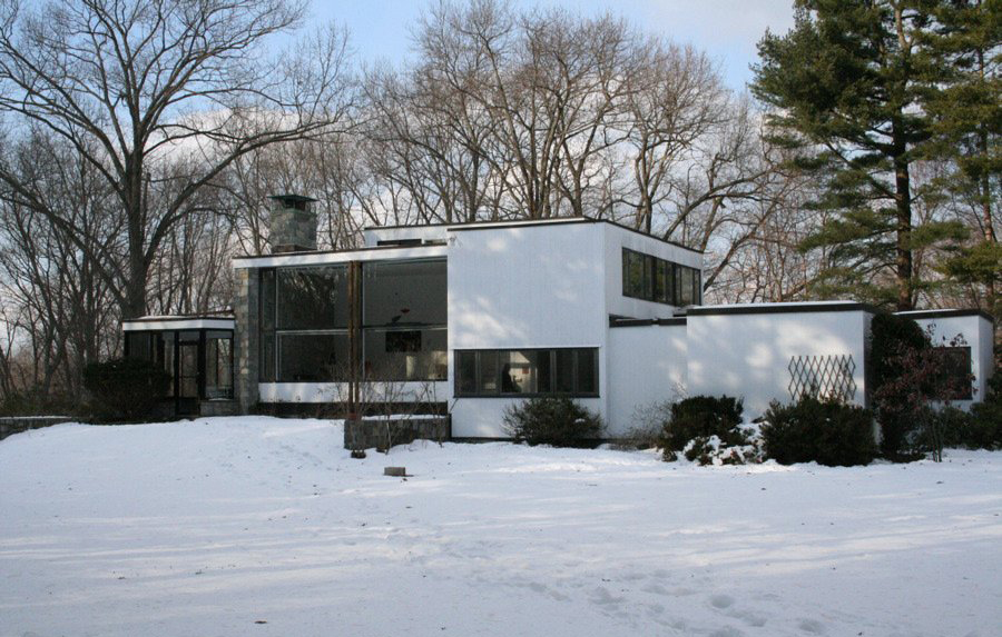 Breuer House Lincoln Architectuul