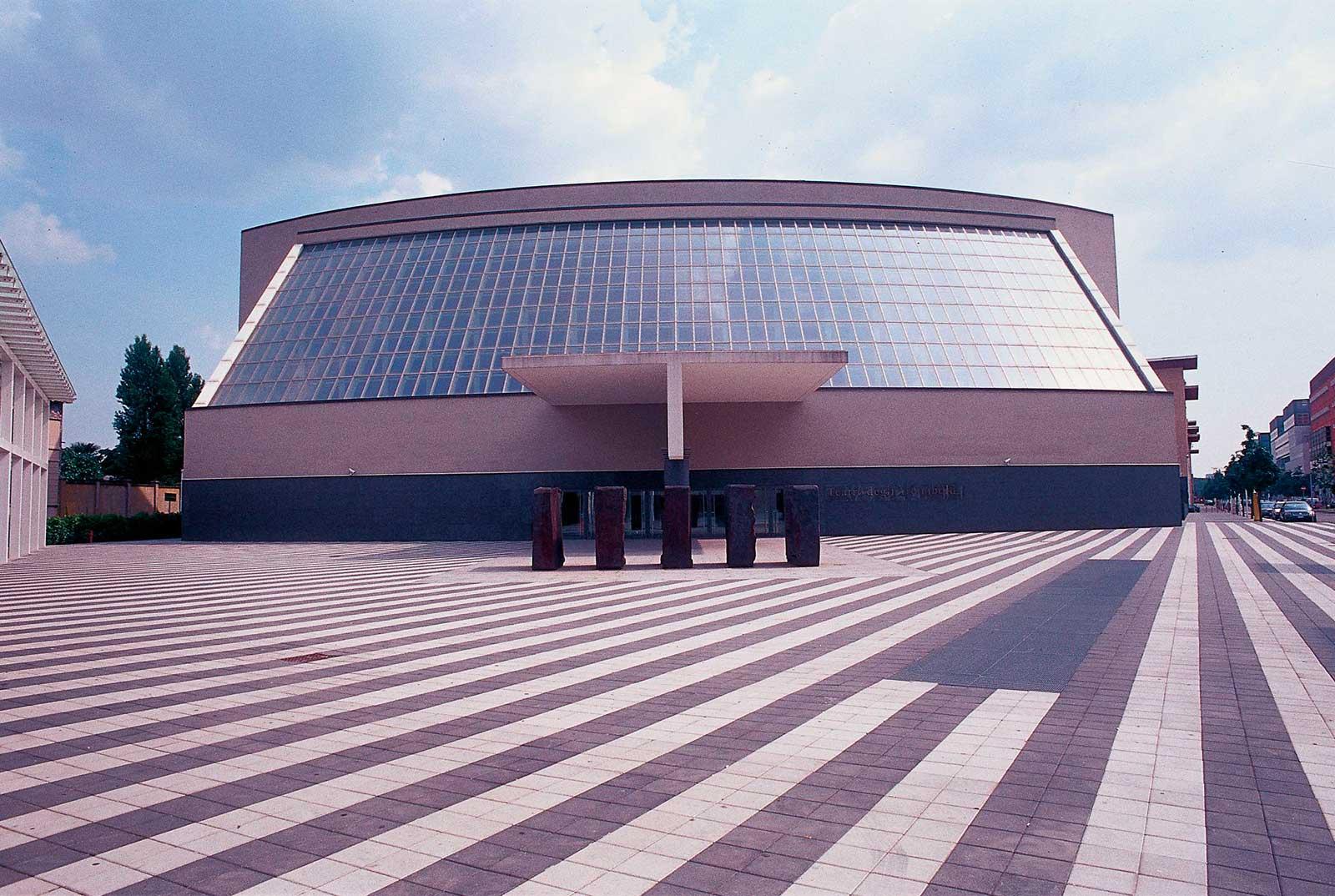 Teatro Arcimboldi: informazioni e come arrivare ...